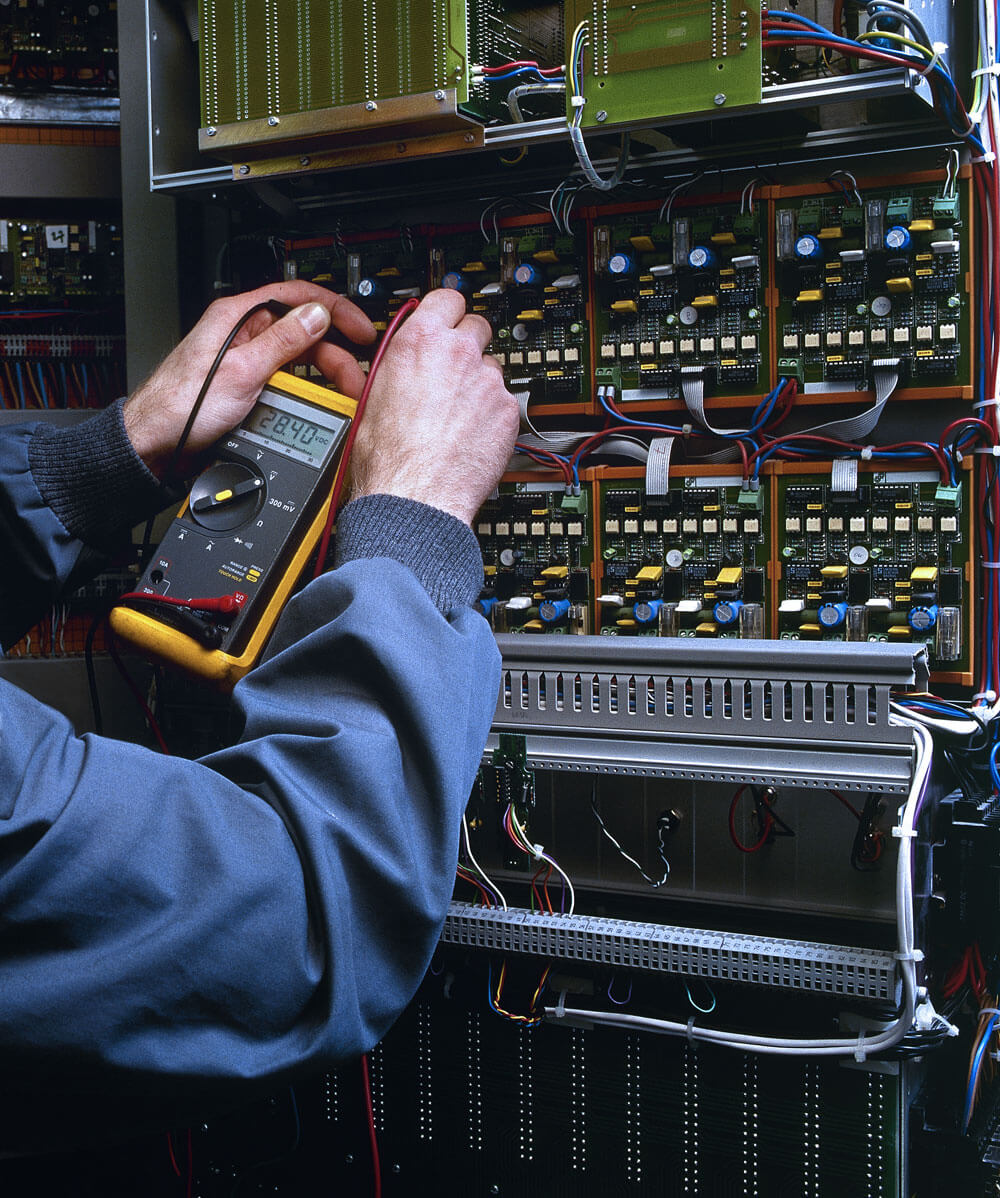 Medidas de seguridad Instalaciones eléctricas industriales